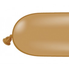 Brown Mocha 260Q Latex Balloon
