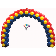 Mouse Clubhouse Balloon Arch Design