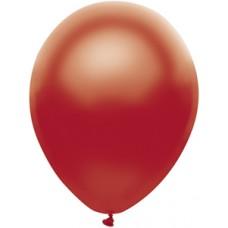 """Red Satin Latex Balloon BSA 11"""""""