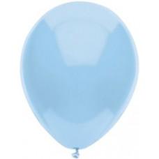 "Blue Sky  Latex Balloon 11"""