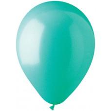 """Green Aqua Latex Balloon 12"""""""