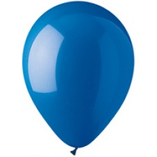 Blue Royal Latex Balloon 12""