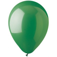 Green Latex Balloon 12""