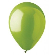 Green Lime Latex Balloon 12 in