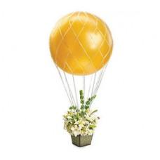"""Balloon Net White 36"""""""