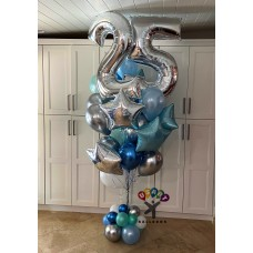Balloon Delivery Bouquet