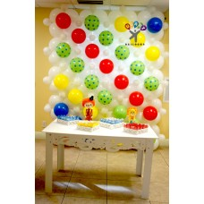 Party Decoration Circus Combo I