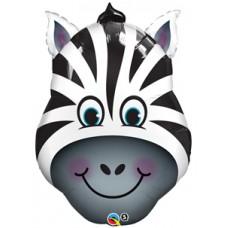 Zany Zebra 32 inches