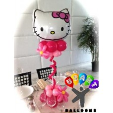 Centerpiece Hello kitty Design