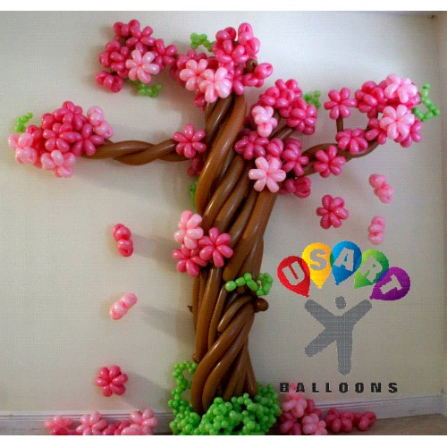 Balloon decorating classes party favors ideas for Balloon decoration classes