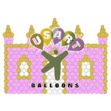 Princess Castle Balloon Project