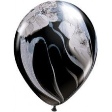 Black Agate Latex Balloon 11""