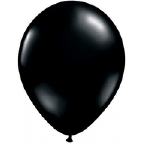 "Black Onyx Latex Balloon 5"": usartballoons.com/learn/onix-black-latex-balloon-qualatex-5.html"