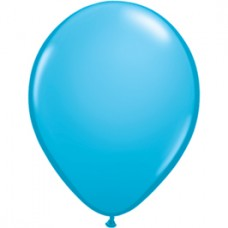 Blue Robin's Egg Latex Balloon 5 in.