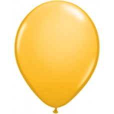 Goldenrod  Latex Balloons 11""