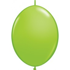 Green Lime Latex Balloon 6""