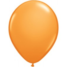 Orange Mandarin Latex Balloon 11""