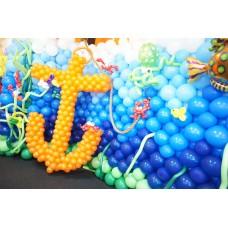 Portal for Anchor balloon decoration