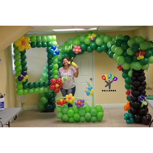 balloon decorating classes 1 ForBalloon Decoration Courses