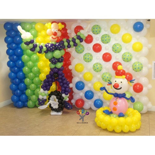 Balloon training course for Balloon decoration classes