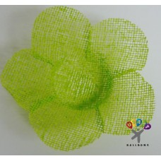 Flower Cups in Scotland Screen Lime Green