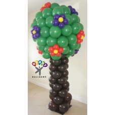 Balloon Tree Sculpture