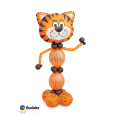 Tiger Standup  Balloon